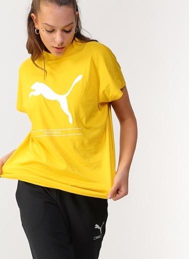 Puma Tişört Sarı